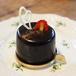 パレスベーカリー - チョコレートケーキ(?)