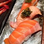 にぎわい寿司 - 寿司