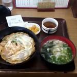 やぶうどん - 料理写真: