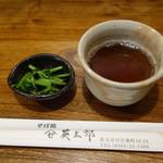 そば処 英太郎 - 蕎麦茶