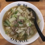 hakusaitammenrakkan - 白菜タンメン