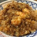 Sobadokorohashimoto - かき揚げ天丼