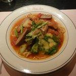 モンテローザ - ビーフシチューのスープスパゲッティ