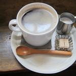 アサカフェ - ブレンドコーヒー:400円