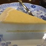 青山壹番館 - レアチーズケーキ