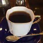 青山壹番館 - ブレンドコーヒー
