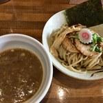 75471531 - 濃厚煮干つけ麺(並)