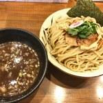 75471628 - 濃厚魚介つけ麺(大)