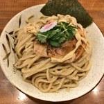馳走麺 狸穴 - 麺(大)