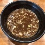 馳走麺 狸穴 - 濃厚魚介つけ汁