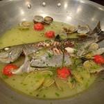 魚介イタリアン Fish house Mario - アクアパッツァ