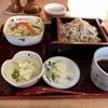 増田屋 - 料理写真:かつ丼とおそばセット 1,150円
