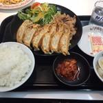 餃子の王将 - 秋の餃子定食