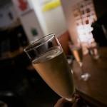 ワインカフェ新宿 - スパークリングワイン