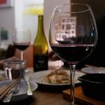 ワインカフェ新宿 - 赤ワイン