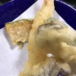 レストラン あゆみ - 天ぷら。 美味し。