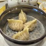 75475011 - 魚翅餃子(フカヒレ入り蒸し餃子)