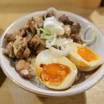 75477160 - 焼豚丼(250円)