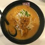 味噌屋麺吉 - 料理写真:北海道味噌ラーメン