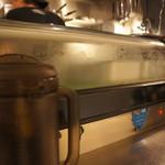 麺や 庄の gotsubo - 店内