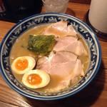 らーめん 木尾田 - 料理写真:特製らーめん大盛り1,000円