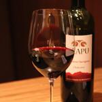 イチ - 赤ワイン