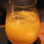 イチ - オレンジジュース