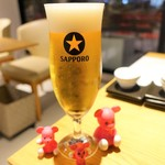 Italian Dining NATURA - 生ビール