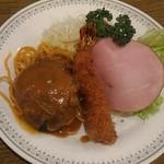 ホクエツ - 料理写真:Aランチ780円