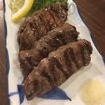 徳田酒店 御肉 -