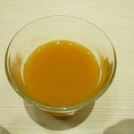 中華香彩JASMINE口福厨房 - セットの自家製野菜ジュース