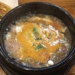 韓国スンドゥブ専門店 ナムデムン - 牡蠣のスンドゥブ