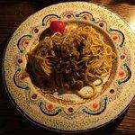 シュワルツ カッツ - スパゲティミートソース