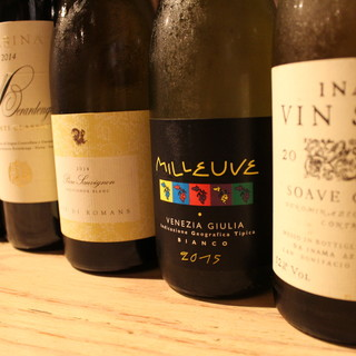 美味しいイタリアワインボトルを低価格でをご用意しています!