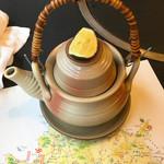 75486987 - 松茸の土瓶蒸し