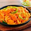 浅草グリルバーグ - 料理写真:熱々鉄板ナポリ~タン