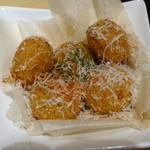 YAICHIRO - チーズリゾットのライスコロッケ