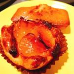 メイクベイクドシー - 「焼きたてアップルカスタードパイ(180円:税抜)」と「フィナンシェ(160円:税抜)」
