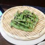 75489511 - 焼き枝豆