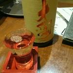 75489535 - 大信州(日本酒長野県)秋の純米吟醸650円