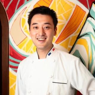 山崎洋介Chef