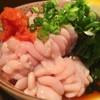 七伍屋 - 料理写真:びらびら♡