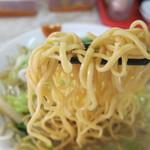寛太郎 - 調理後の蒸し麺の別角度
