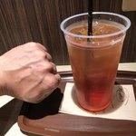 カフェミンク - 大きさ比較、正直そこまでデカくない
