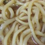 75496125 - コテ麺ドウ。