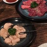 雷音 - 新鮮なお肉たち