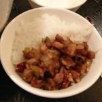 中華料理 菜香菜 - 菜香菜 油刀削麺