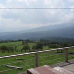 755339 - 店から見える嬬恋牧場の風景
