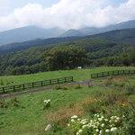 755340 - 店から見える嬬恋牧場の風景