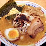 柳屋 - つけ麺スープ